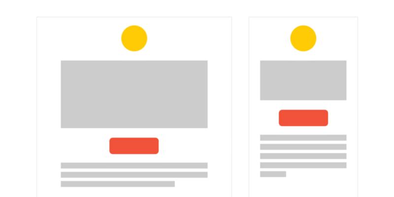 이메일도 반응형 디자인이 가능할까요?